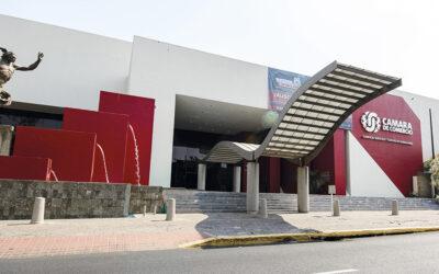 Carlos Ibarra, Perspectivas de Gerentes en Cámara de Comercio GDL