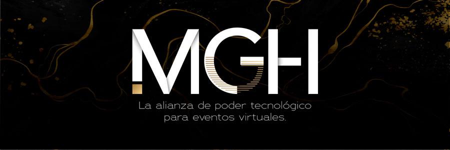 MGH, La alianza de poder tecnológico para eventos virtuales.
